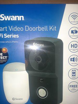 Swann night vision doorbell camera for Sale in Detroit, MI