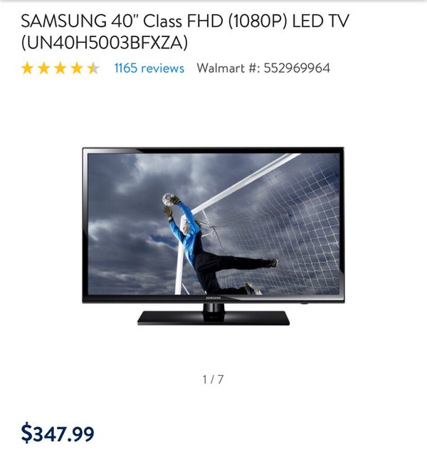 Brand New In Box Samsung 40 Inch With Wall Mount Never Used For Baltimore Md Offerup
