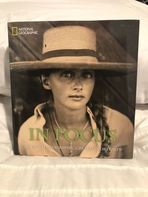 National Geographic Greatest Portraits - In Focus for Sale in Altamonte Springs, FL