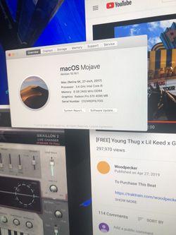 iMac (Retina 5k m, 27–inch, 2017) BRAND NEW Thumbnail
