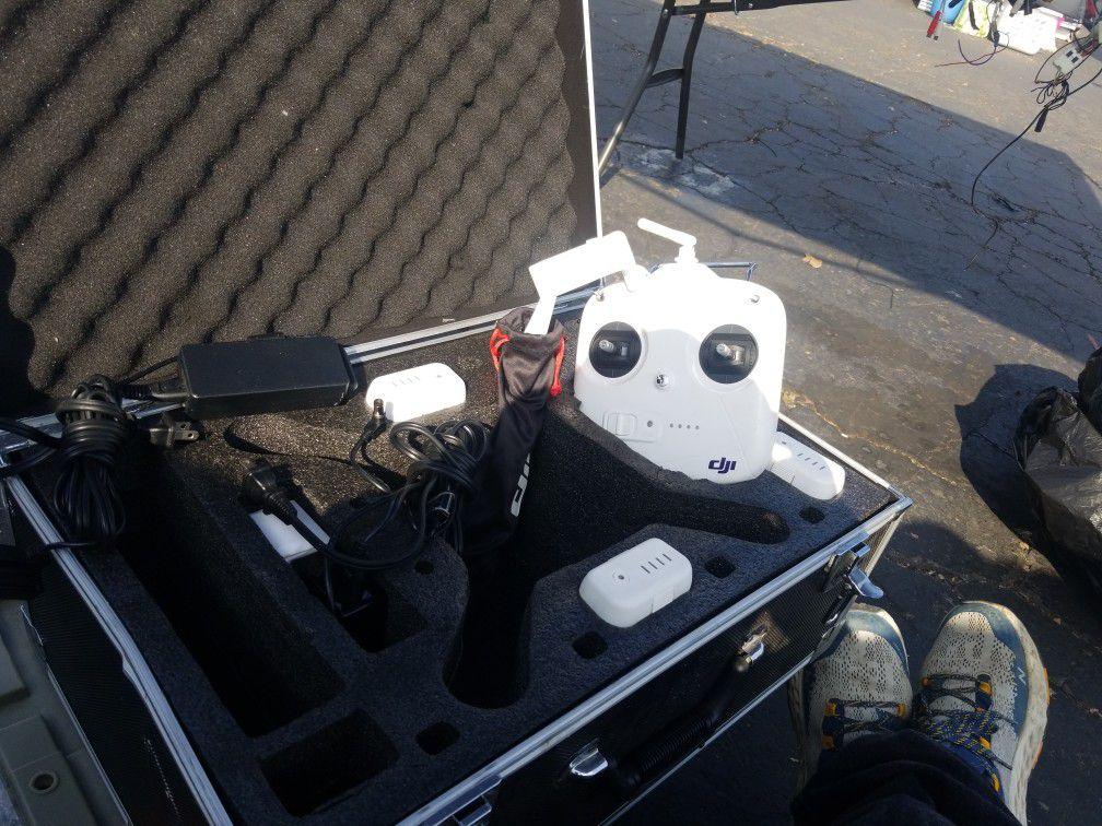 DJI  drone Accessories 4 Bateries