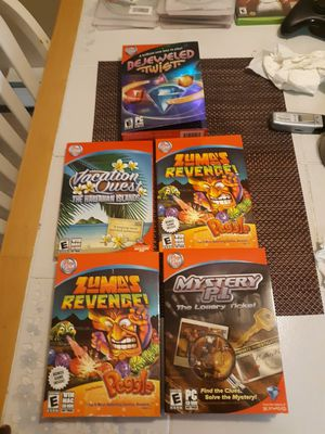 PC games for Sale in Auburn, WA