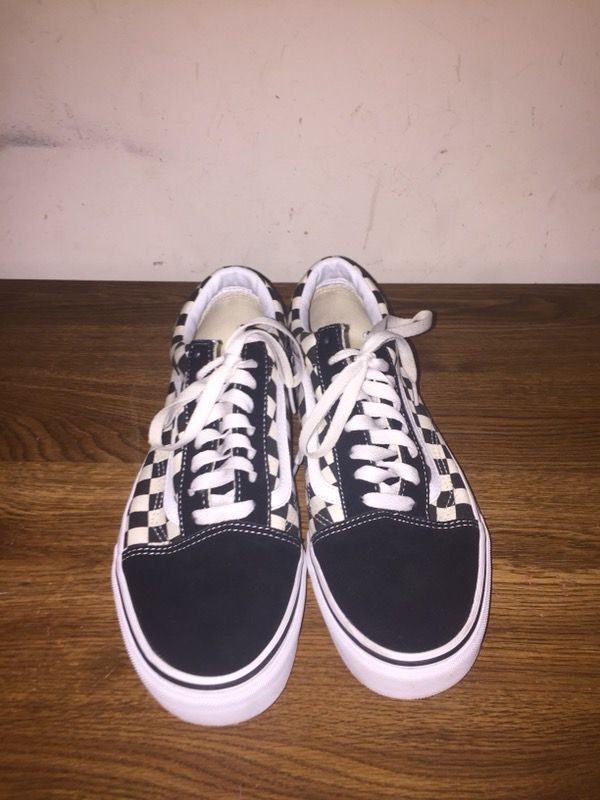 e92eb7960b Checkered Board Vans for Saleeee!!!! (Clothing   Shoes) in Newport News