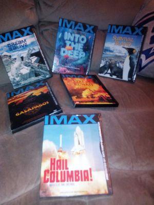 6 movie set IMAX like new for Sale in Glen Burnie, MD
