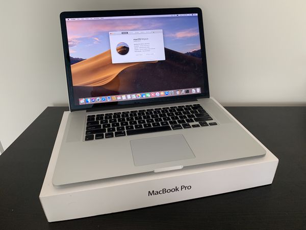 "MacBook Pro 15"" (Retina, Mid-2012) i7 2 3 GHz, 256GB SSD, 8GB RAM + 2  Chargers for Sale in San Francisco, CA - OfferUp"