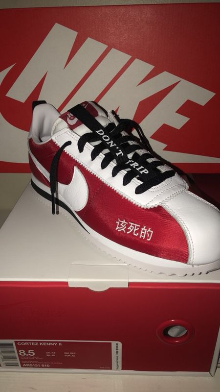 brand new 68034 b8d88 Nike Cortez Kenny II (Kung Fu Kenny) size 8.5 for Sale in Los Angeles, CA -  OfferUp
