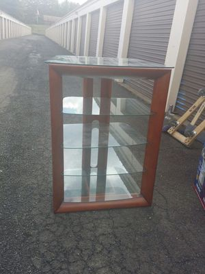 TV Stand GREAT CONDITION! for Sale in Manassas, VA