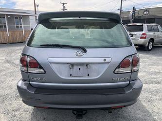 2003 Lexus Rx 300 Thumbnail