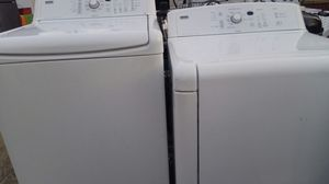 Washer and (Gas dryer ) for Sale in Alexandria, VA