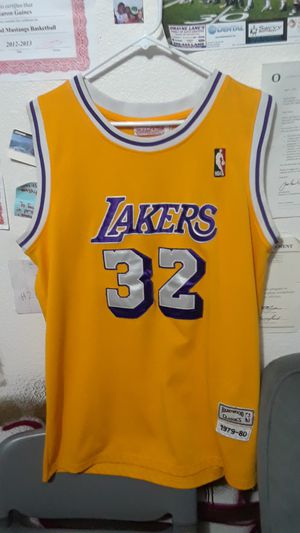 de5539d3f75 New and Used Lakers jersey for Sale in Marysville