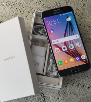 Samsung Galaxy S6, Factory Unlocked for Sale in Annandale, VA