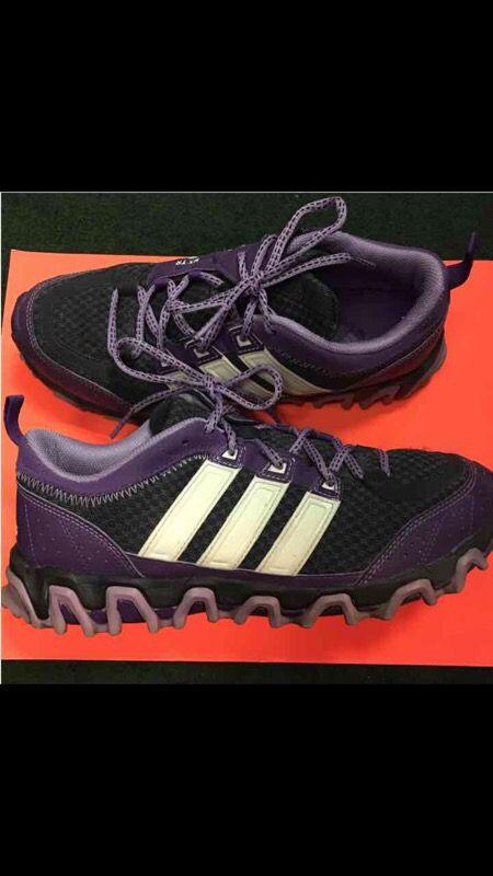 Adidas size 8.5 women's running sneakers