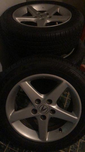 02 RSX Type s wheels for Sale in Reston, VA
