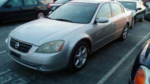 2003 Nissan Altima 3.5 SE for Sale in Baltimore, MD