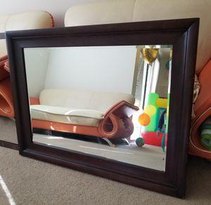 Big mirror. for Sale in Fairfax, VA