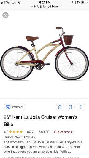 Kent La Jolla Beach Cruiser Bike With Basket For In Boston Ma