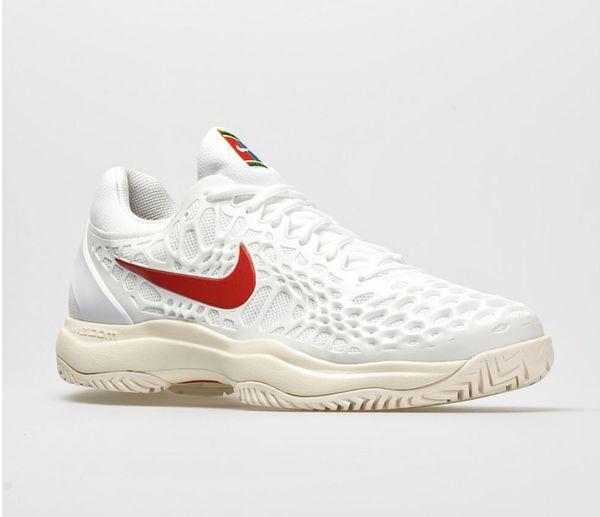 7be6388620c1 Nike Air Zoom Cage 3 HC Hard Court Rafa Nadal Tennis Shoes Sz 11.5 ...