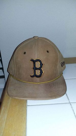 All leather Boston hat new era for Sale in Austin, TX