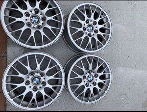 Photo Rims bmw Oem 5x120 16""