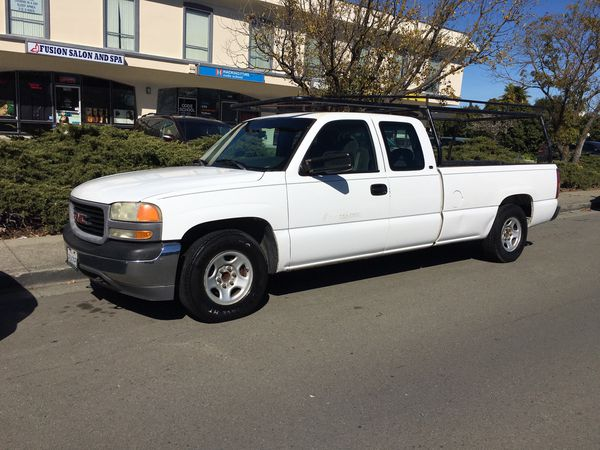 2000 Gmc Sierra 1500 Extended Cab Long Bed Runs And Looks Excellent Great Work Truck No Problems Automatic Ice Cold Ac Everything Works Just Got Smog