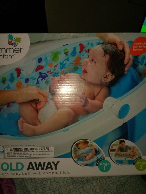 Infant and toddler bath tub for Sale in Jacksonville, FL - OfferUp