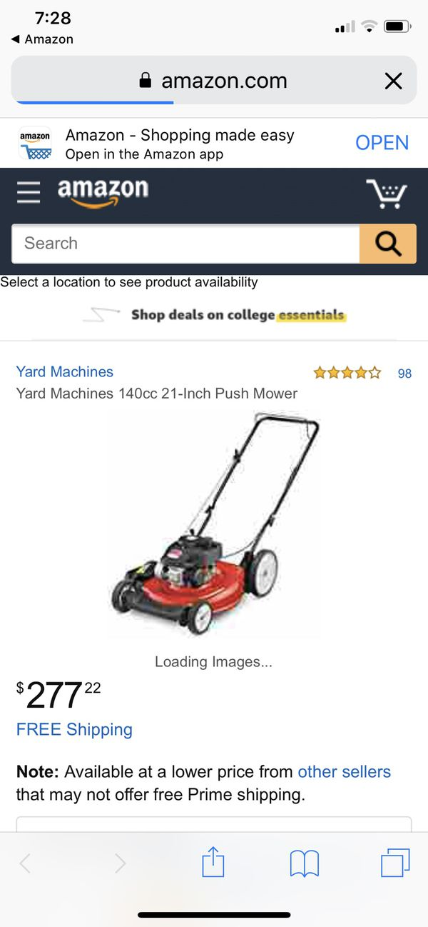 New and Used Lawn mower for Sale in Chicago, IL - OfferUp