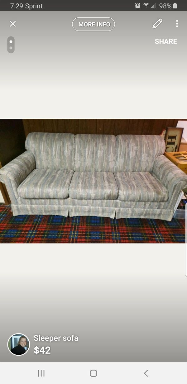 Fantastic New And Used Sleeper Sofa For Sale In Lancaster Pa Offerup Interior Design Ideas Tzicisoteloinfo