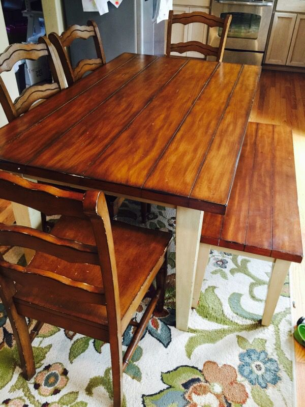 Pier One Import Carmichael Dining Table, Pier One Dining Room Tables