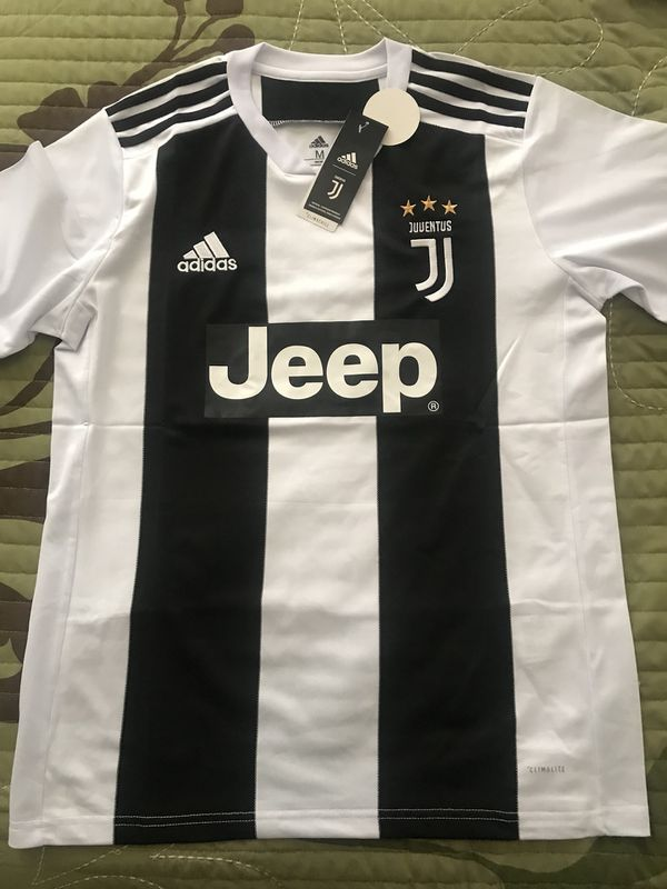 d00345ccac8 Juventus Home Jersey 2018-19 S