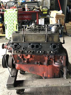 Photo 350 Chevy engine