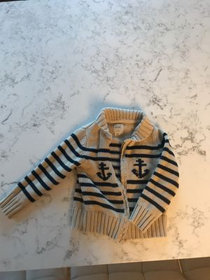 PEEK PITTLE PEANUT NORDSTROM SWEATER 18-24 months for Sale in Vancouver, WA