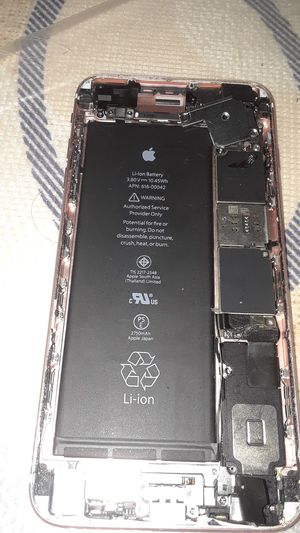 Iphone 6s plus parts for Sale in Washington, DC