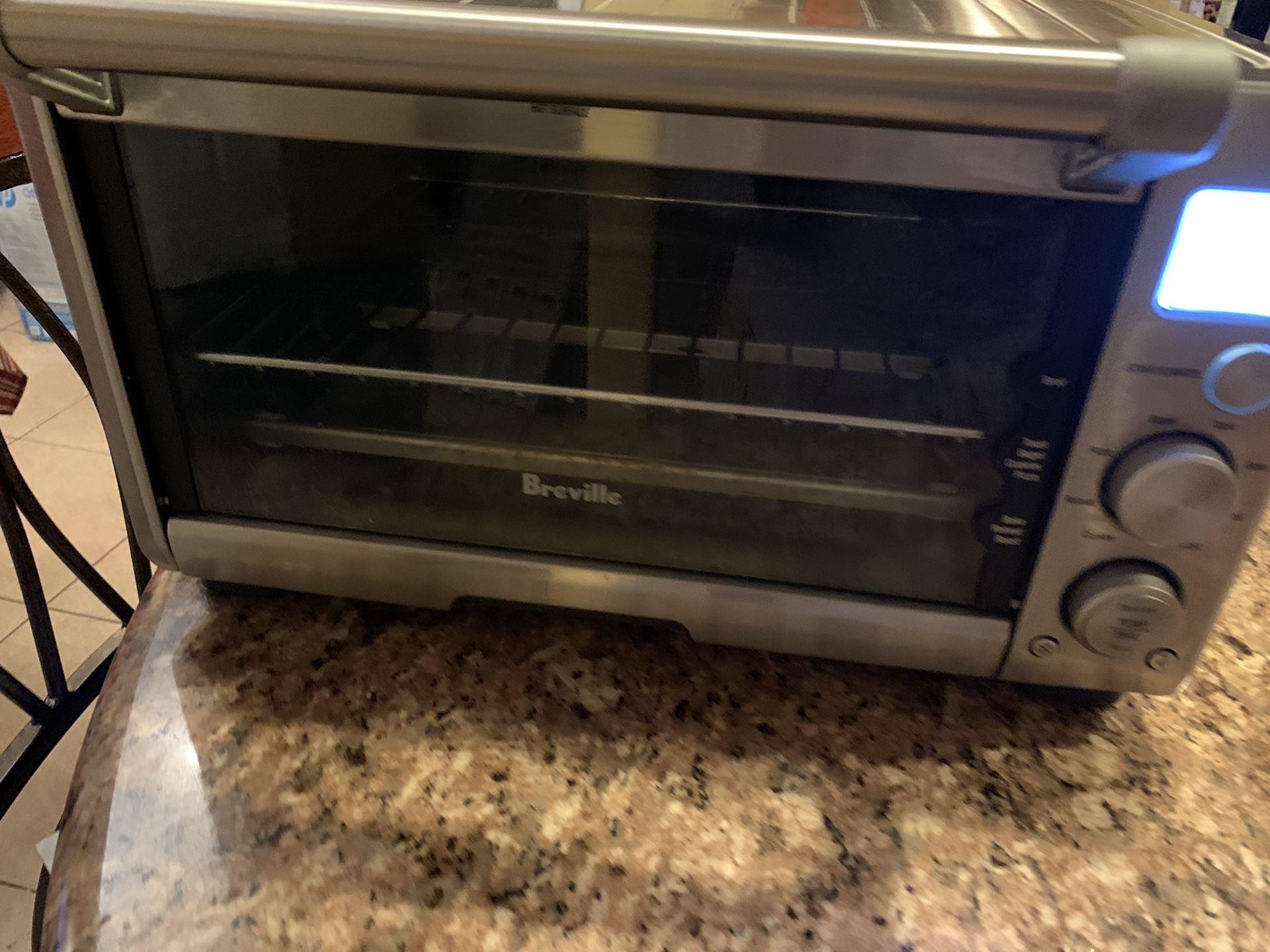 Breville - Compact Smart Oven Toaster