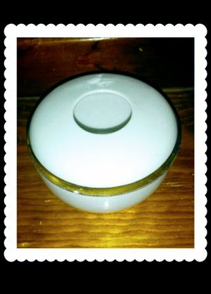 Vintage porcelain hair container/receiver nice for Sale in Kansas City, MO