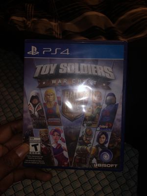 Kids game i dnt use ps4 ill take 10$ for Sale in Houston, TX