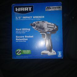 "Hart 1/2"" Impact Wrench Thumbnail"