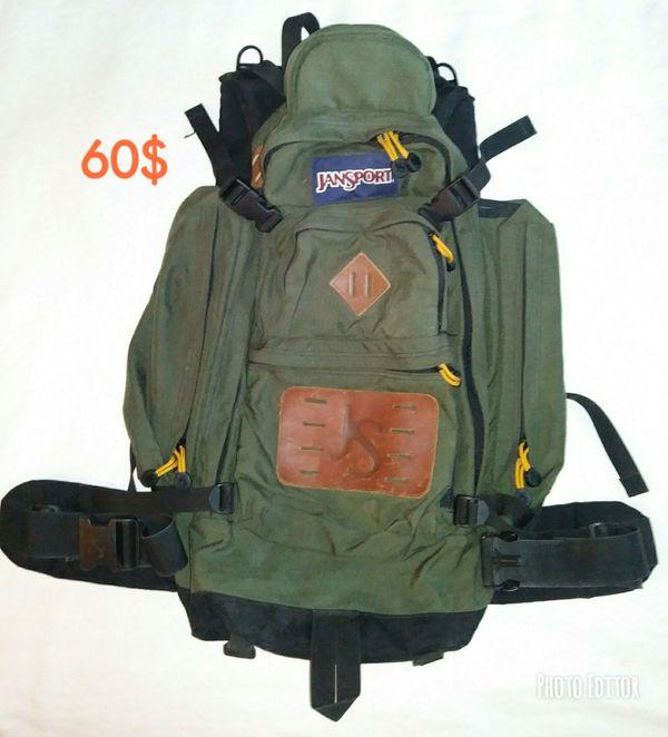 Jansport Jansport Hiking Back Pack For Sale In Tucson Az Offerup