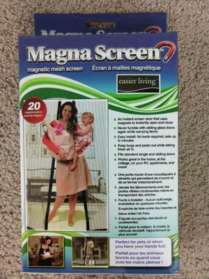 Magna Screen for Sale in Annandale, VA