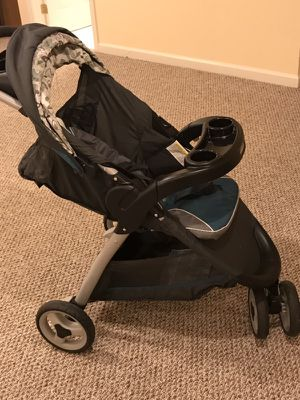 Graco click connect stroller for Sale in Rockville, MD