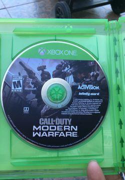 COD Modern Warfare Thumbnail