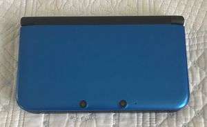 Nintendo 3DS XL (Metallic Blue) for Sale in Ashburn, VA