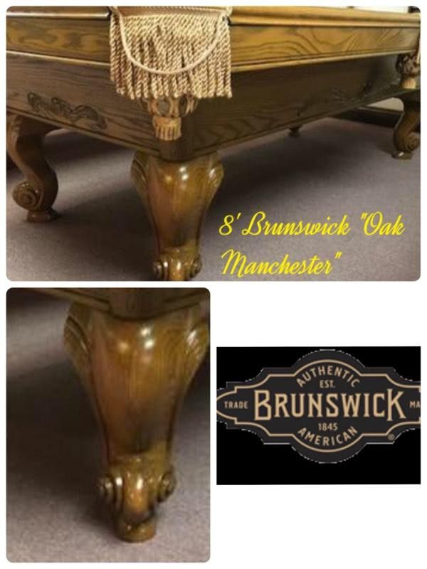 Pool Table For Sale For Sale In Miami FL OfferUp - Brunswick manchester pool table