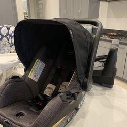 Evenflo Baby Car seat And Base Thumbnail