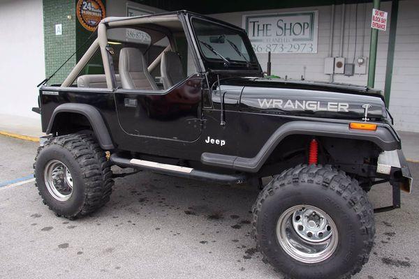 1989 Jeep Wrangler V8 Conversion for Sale in DeLand, FL - OfferUp