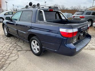 2005 Subaru Baja (Natl) Thumbnail