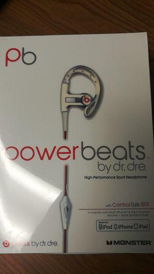Power beats headphones for Sale in Hyattsville, MD