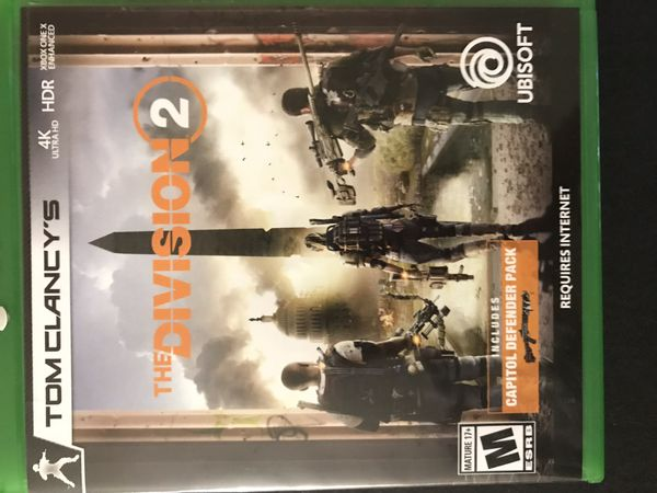 Tom Clancy's The Division 2 for Sale in Laguna Beach, CA - OfferUp