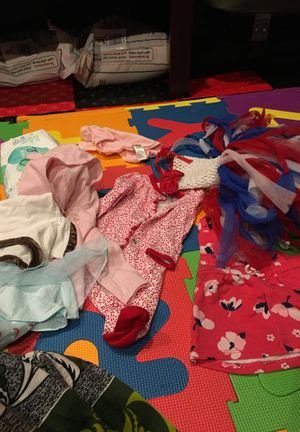 Baby clothes 0 to 12 months all kinds of sizes for $1 for Sale in Herndon, VA