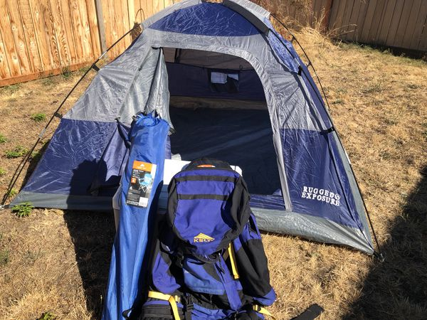 Rugged Exposure Tent And Camping Gear