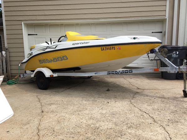 Seadoo Sportster Le | New and Used Boats for Sale